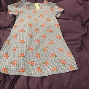 Lily Bleu floral dress
